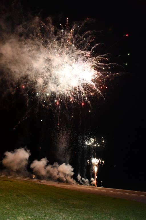 Zomerkermis Den Helder , Vuurwerk (PDHmedia)