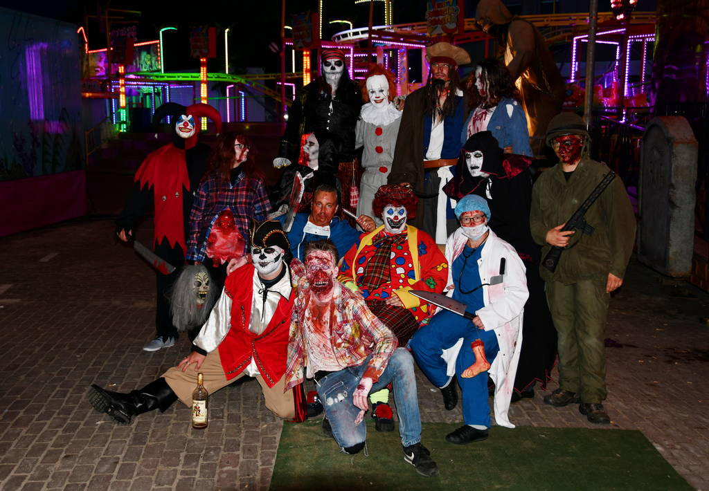 Zomerkermis Den Helder , Fright Night (PDHmedia)